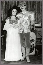 Lechana Prinzenpaar 1971