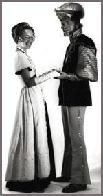 Lechana Prinzenpaar 1972