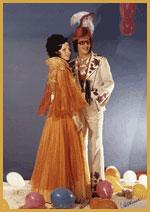Lechana Prinzenpaar 1973