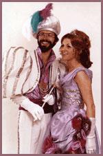 Lechana Prinzenpaar 1974