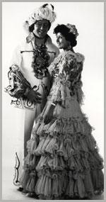 Lechana Prinzenpaar 1976
