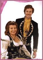 Lechana Prinzenpaar 1977