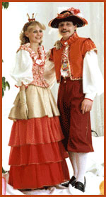 Lechana Prinzenpaar 1983