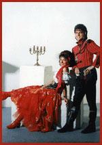 Lechana Prinzenpaar 1989