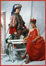 Lechana Prinzenpaar 1990